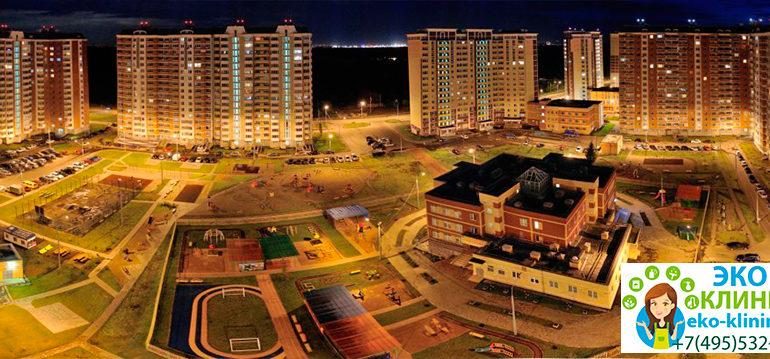 Уборка квартир Лобня Московская область
