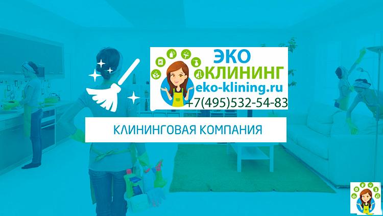 клининговая компания эко клининг