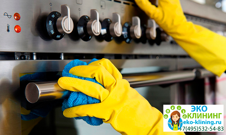 Как отмыть плиту от жира: уборка кухни
