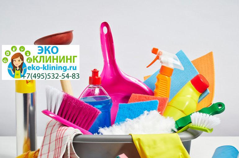 Система уборки квартир, домов «Сверкающий дом»