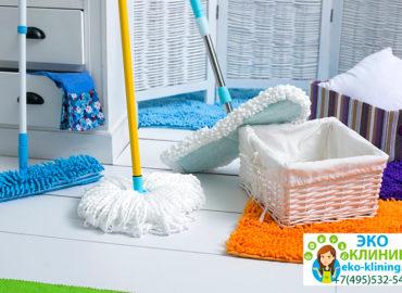 Помыть класс в школе